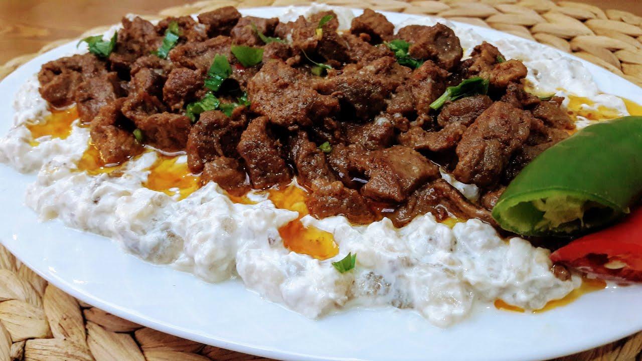 Alinazik Kebabi