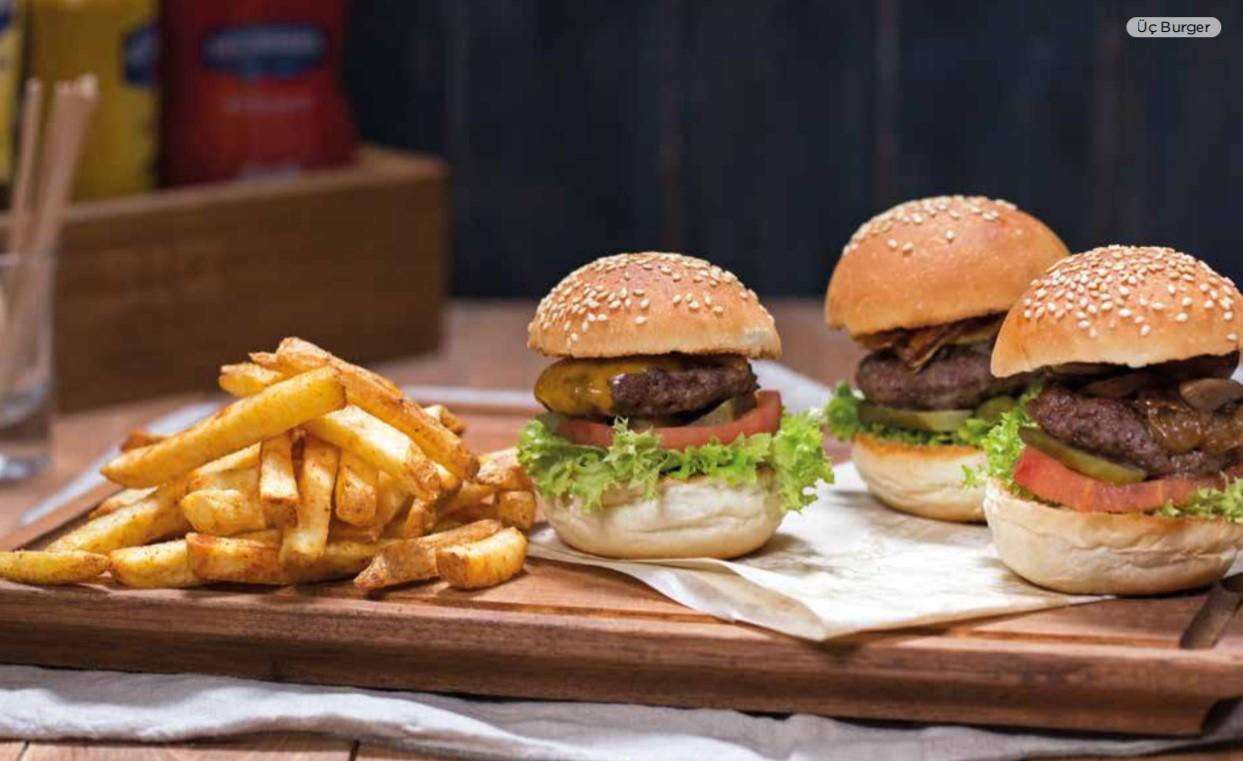 Big Chef Hamburger