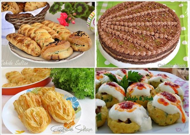 Nefis Tarifler Ile 3 Muhtesem Pastane Lezzeti